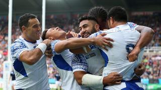 Samoa v Scotland - Group B: Rugby World Cup 2015