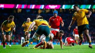 Australia v Wales - Group A: Rugby World Cup 2015