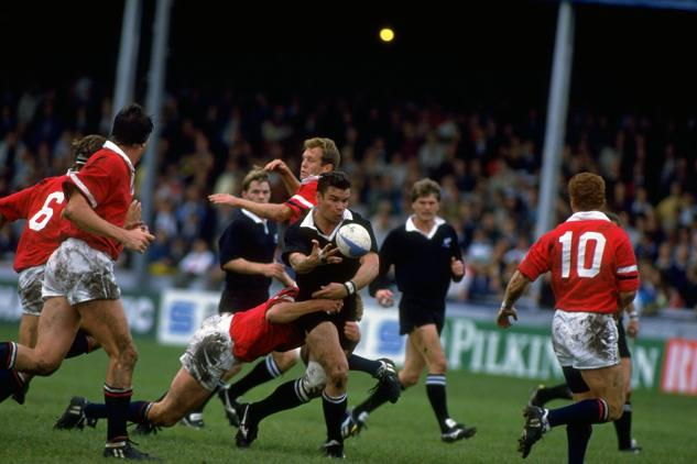 WORLD CUP MEMORIESKingsholm Arrival Sparks Memories Of Facing 1991 All Blacks For USAs Kicking Coach