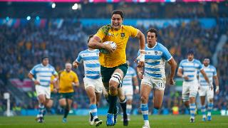 Argentina v Australia - Semi Final: Rugby World Cup 2015