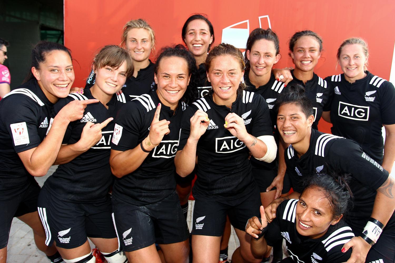New Zealand women's team