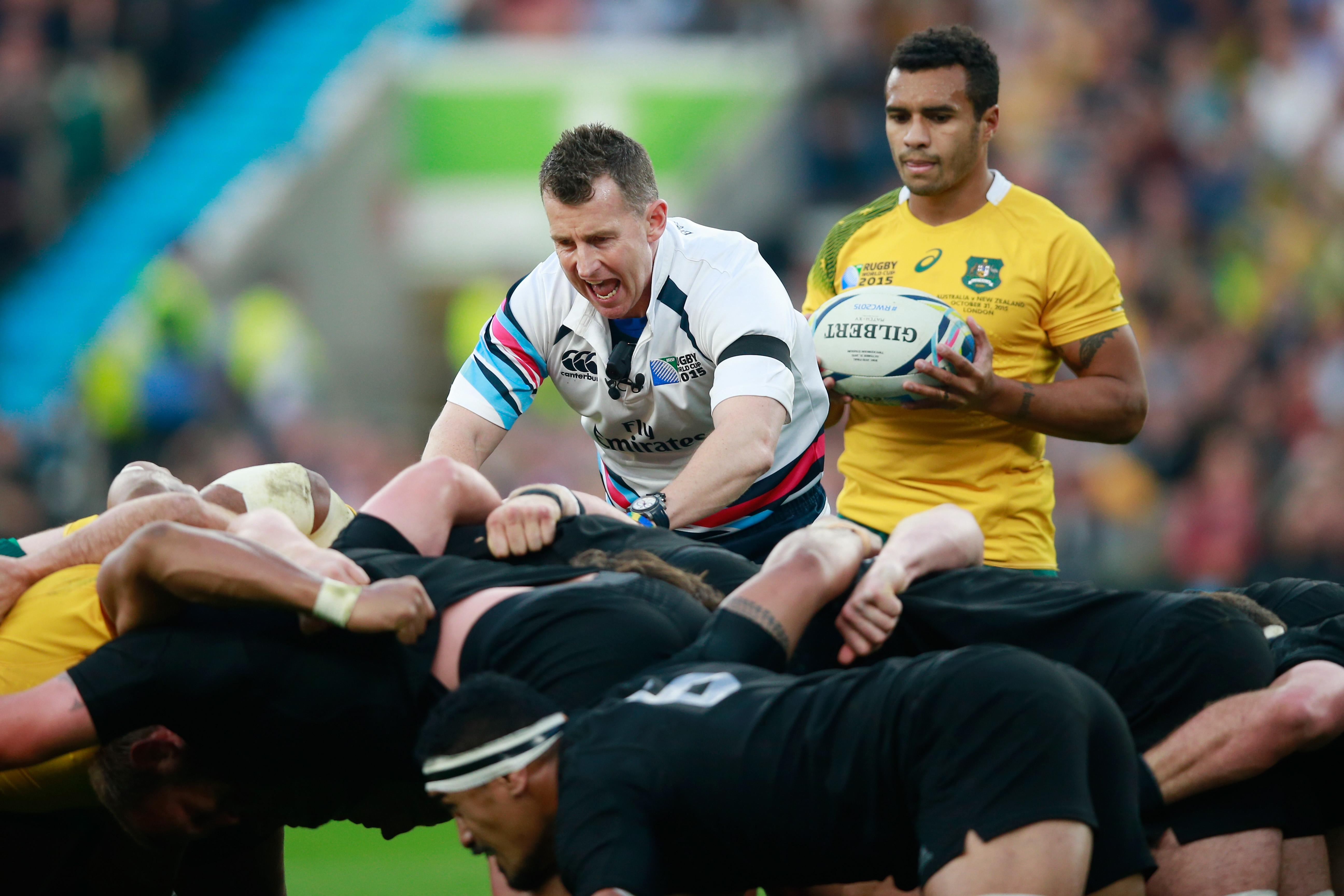 92f1ea0e0eb Match officials selected for RWC 2019  introducing Team 21 - Rugby World Cup  2019 | rugbyworldcup.com