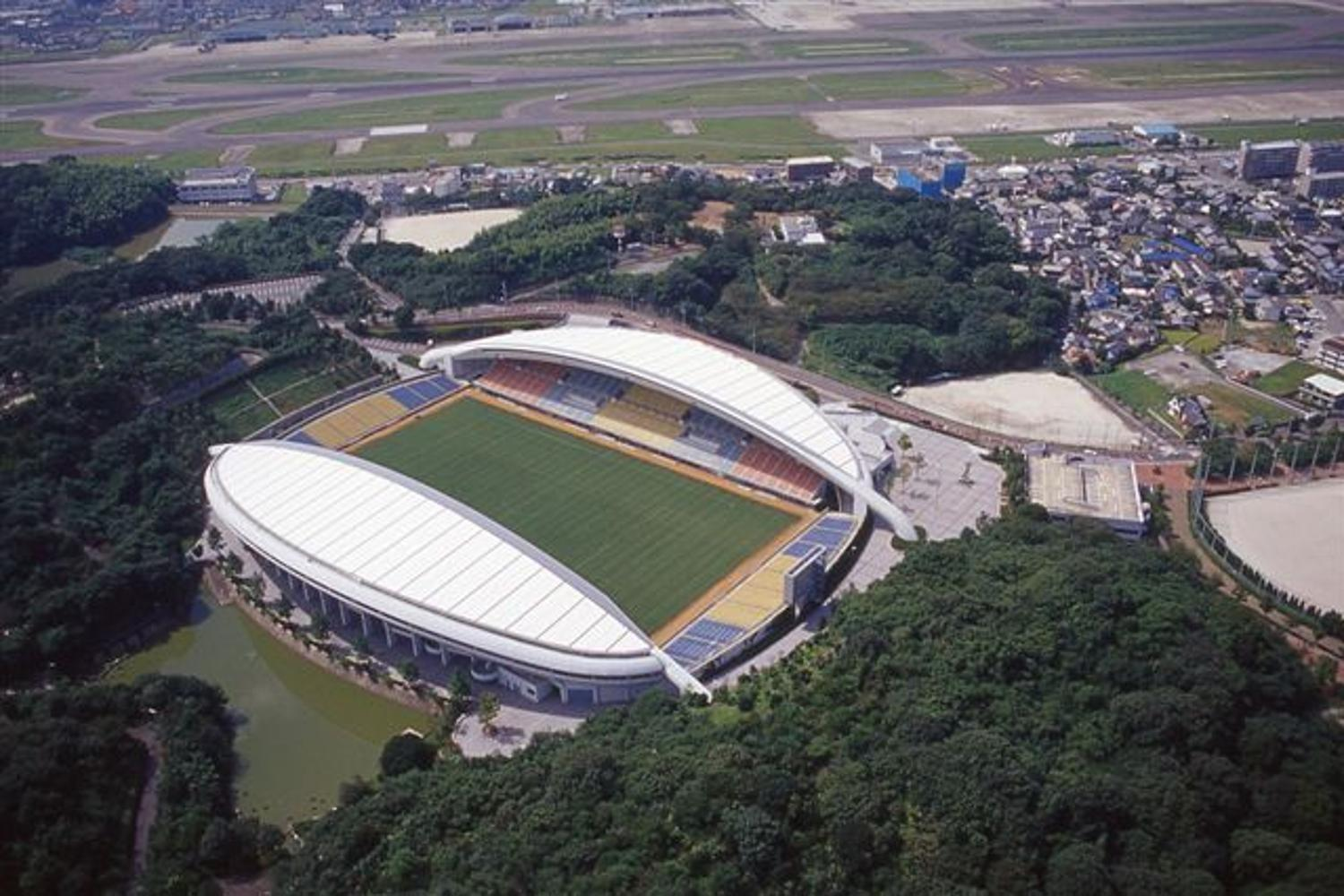 Hakatanomori Football Stadium