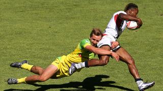2016 Wellington Sevens - Carlin Isles