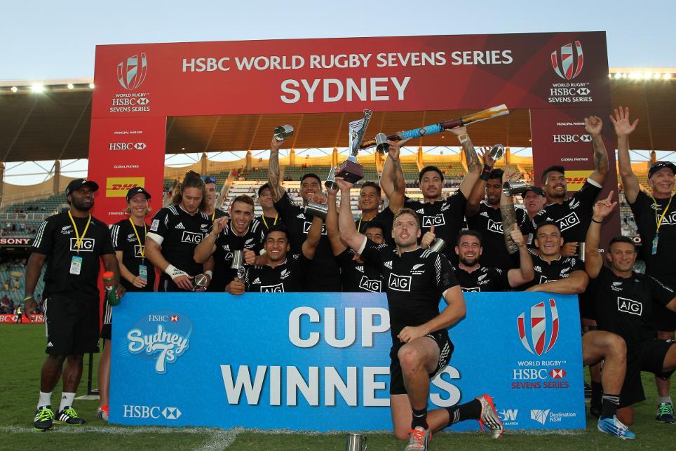 All Blacks Sevens go back to back after success in Sydney