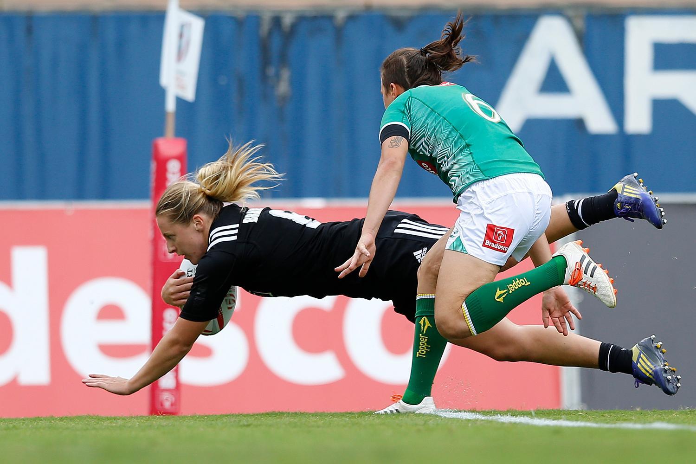 New Zealand v Brazil