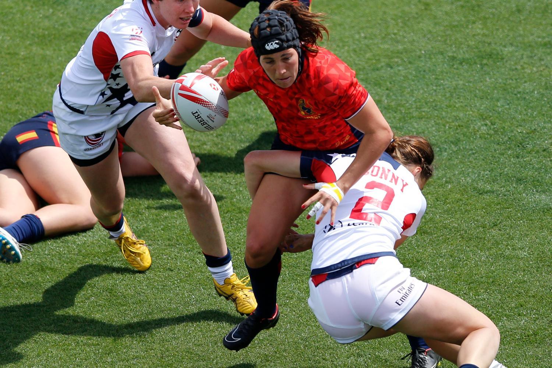 Team USA faces off against Spain