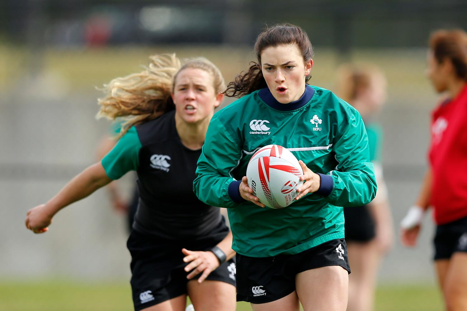 Ireland captain Lucy Mulhall