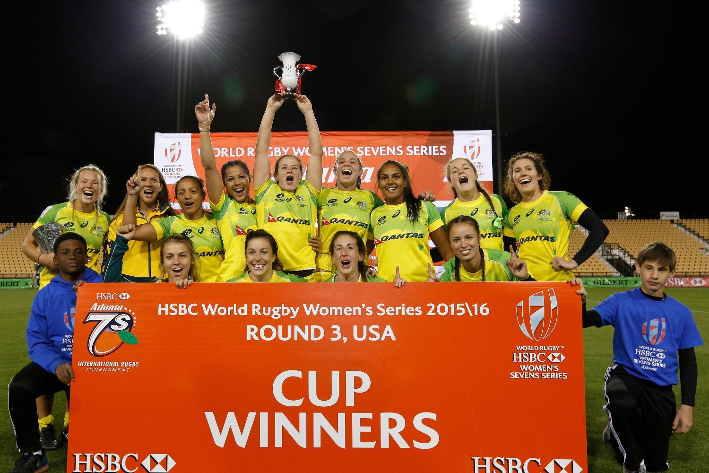 Australia wins tournament cup