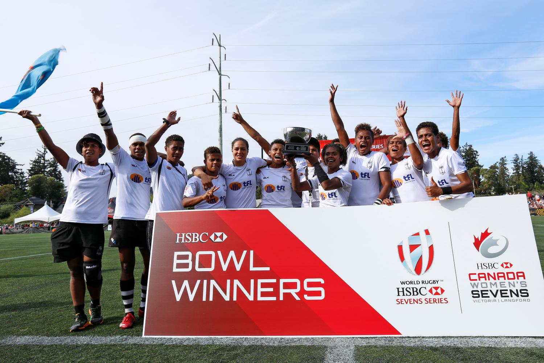 Fiji claim Bowl title.