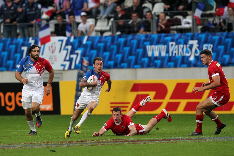 France's Terry Bouhraoua