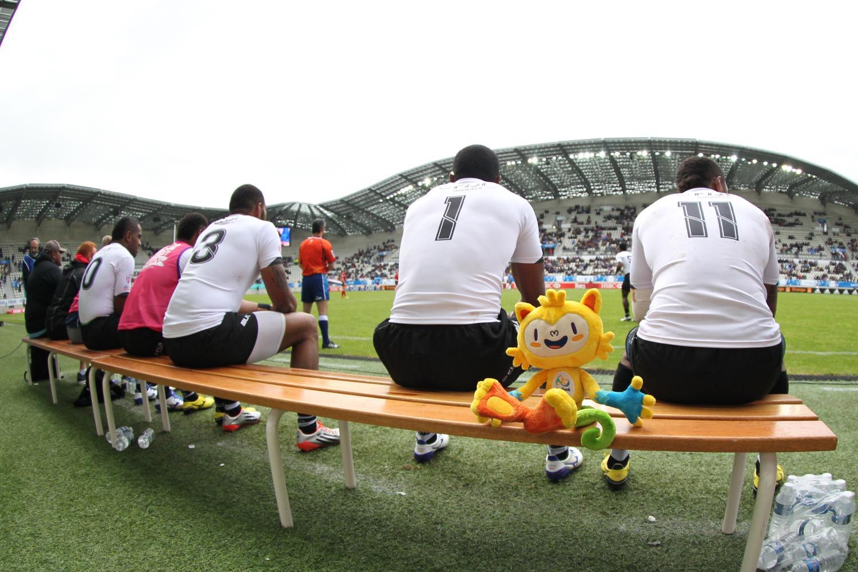 Rio 2016 mascot Vinicius