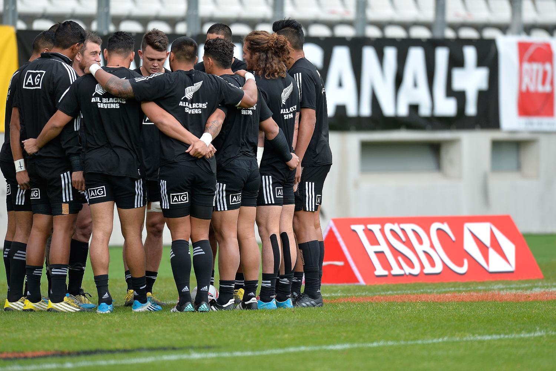 New Zealand - HSBC Paris Sevens - Day 2