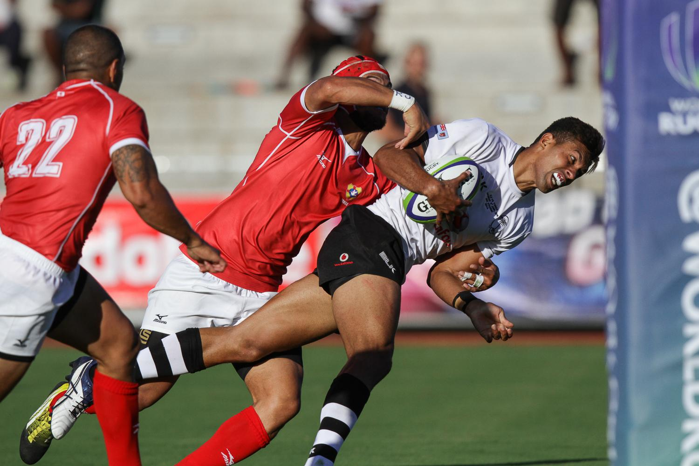 PNC 2016: Fiji v Tonga