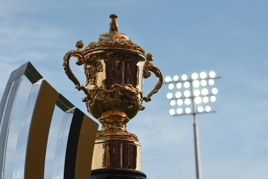 Rugby World Cup - Webb Ellis Cup