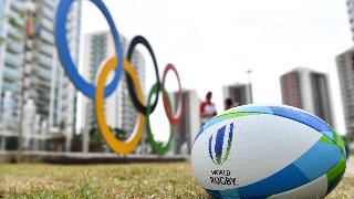 Olympic Games Rugby Sevens Women's Captains Photocall