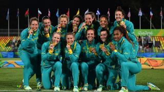 Rio 2016: Women's sevens day three