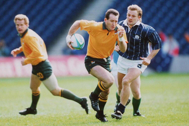 RWC Sevens 1993 - Australia v Scotland