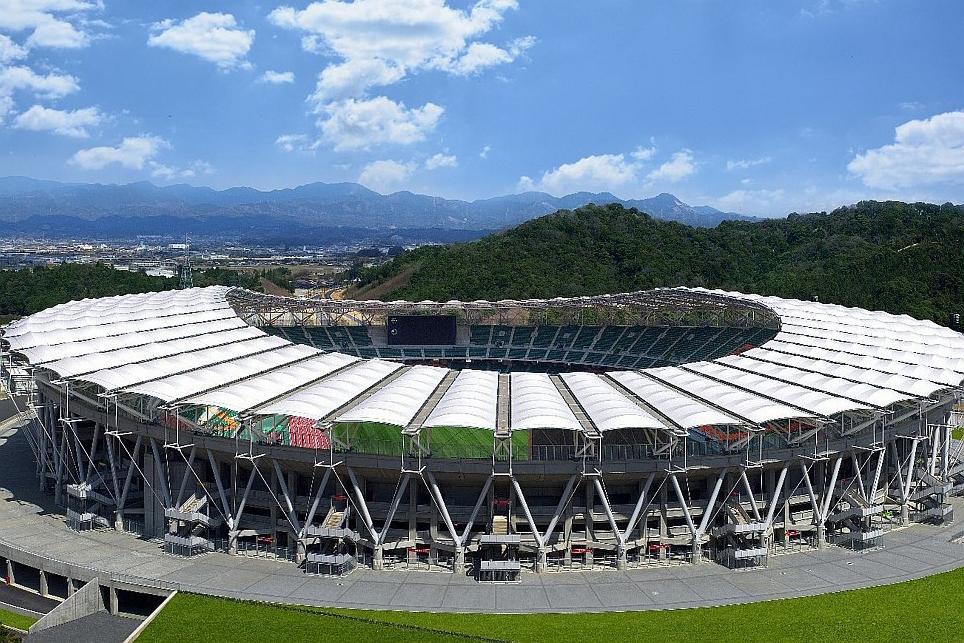 小笠山総合運動公園エコパスタジアム|ラグビーワールドカップ2019