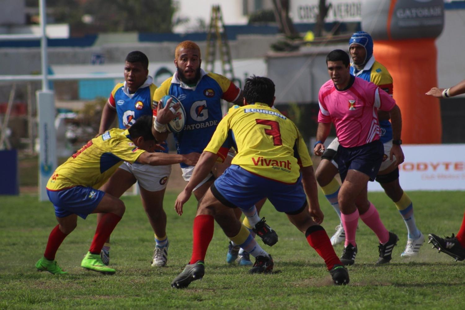 Sudamerica Rugby B Championship 2016 - Colombia