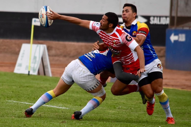 South American B Championship 2016: Peru v Colombia