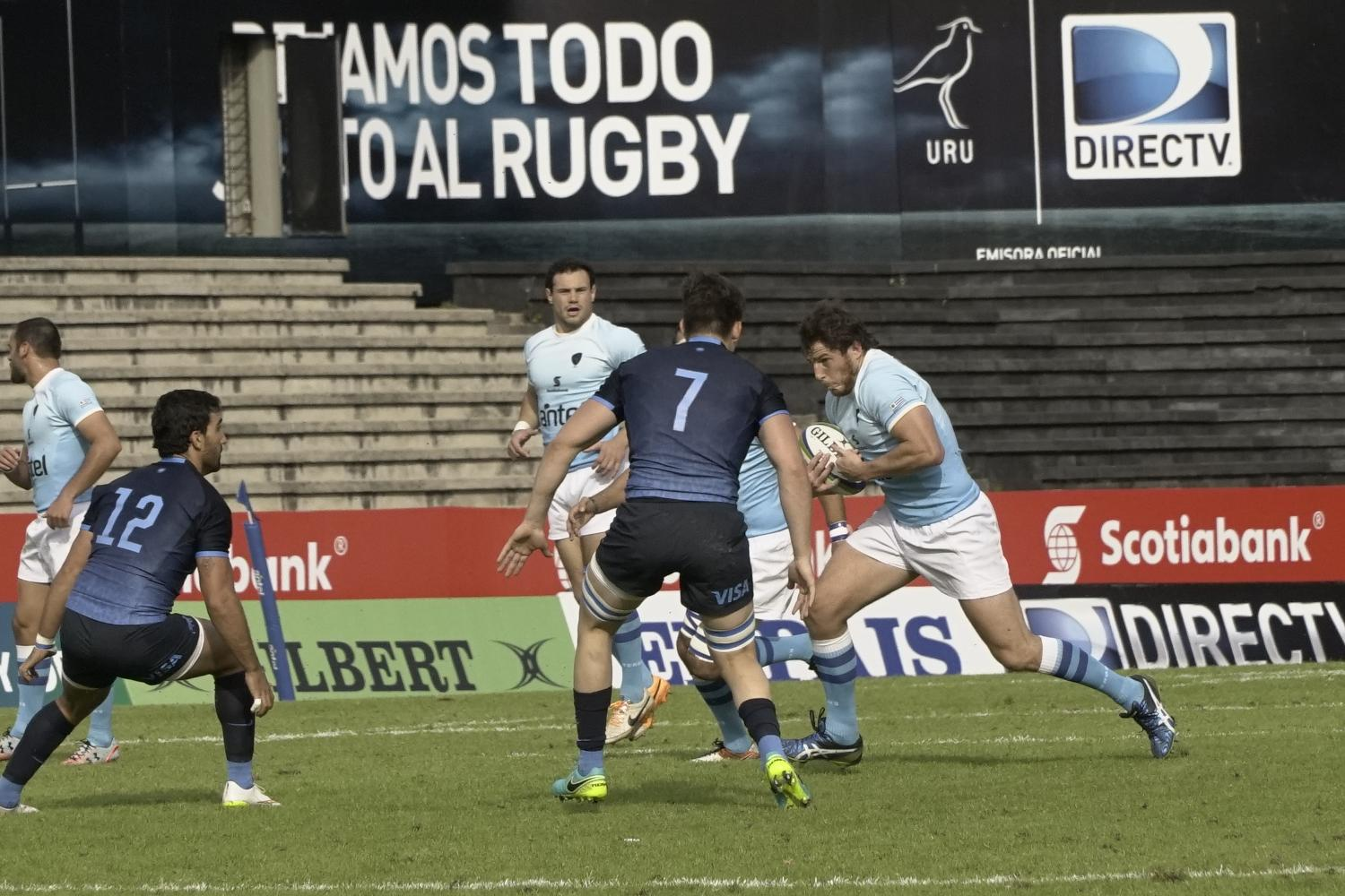 Americas Pacific Challenge Day Two: Argentina XV v Uruguay A