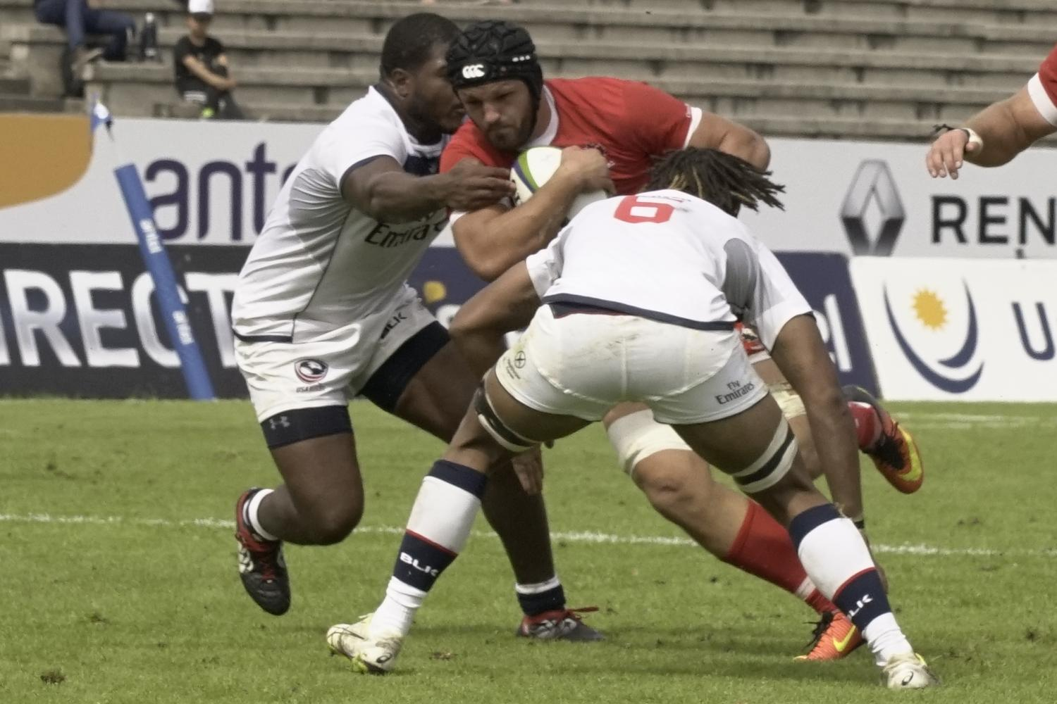 Americas Pacific Challenge Day Two: USA Select XV v Canada A