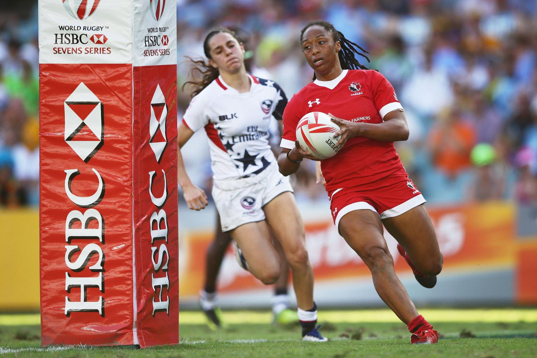 2017 HSBC World Rugby Women's Sydney Sevens