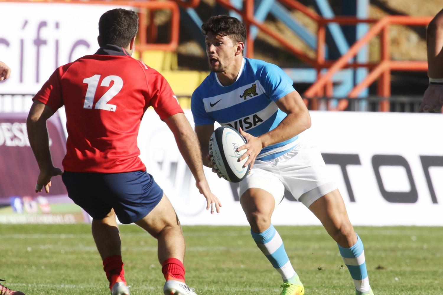 ARC 2017: Chile v Argentina XV
