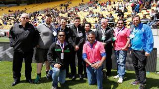 Anti-doping collaboration at Wellington Sevens