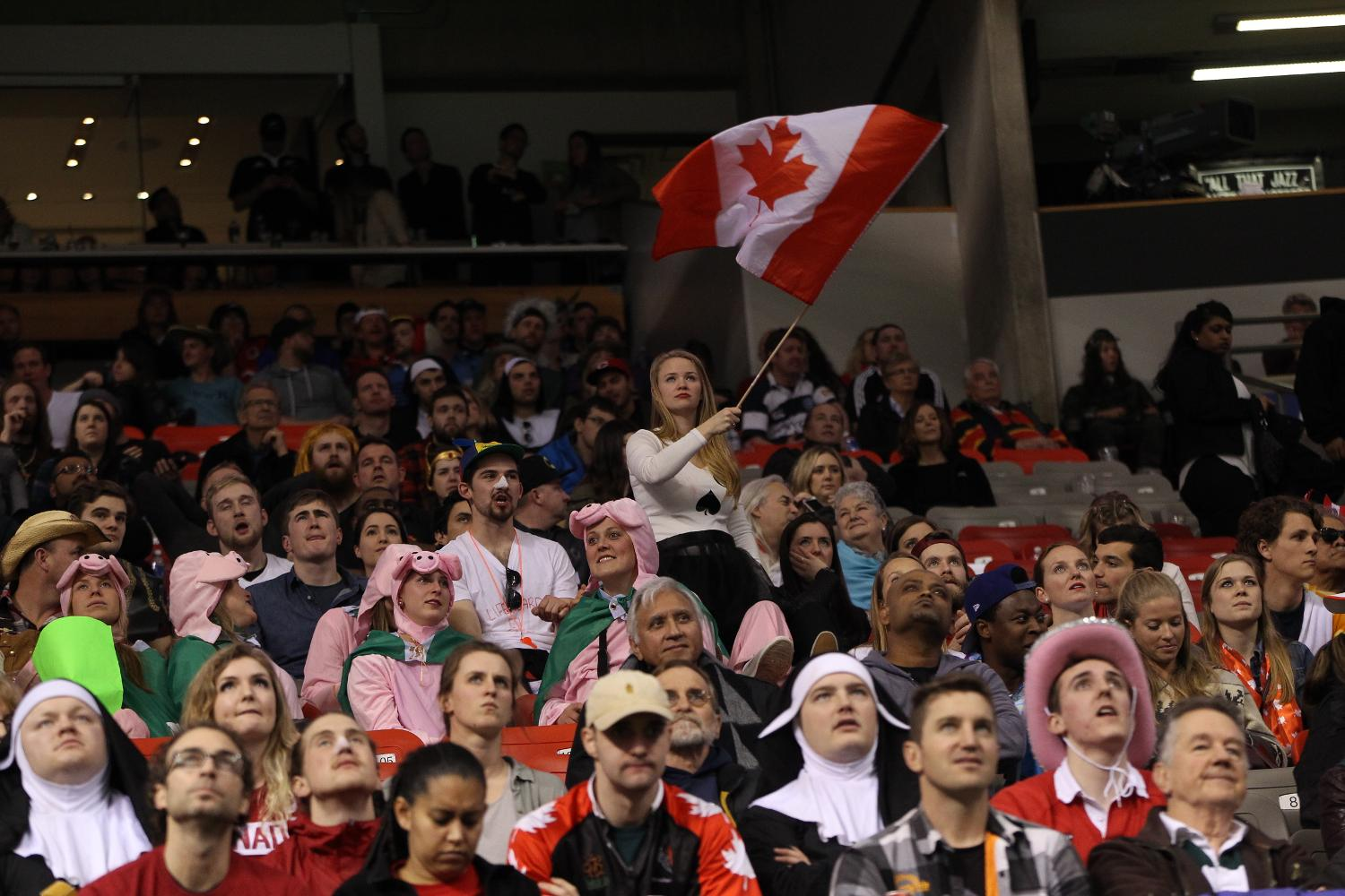 HSBC Canada Rugby Sevens