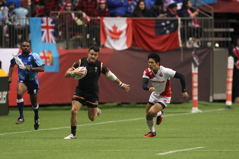 HSBC Canada Sevens  - Wales v Japan