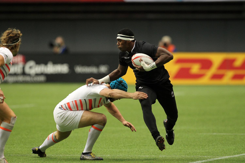 HSBC Canada Sevens - Fiji v England