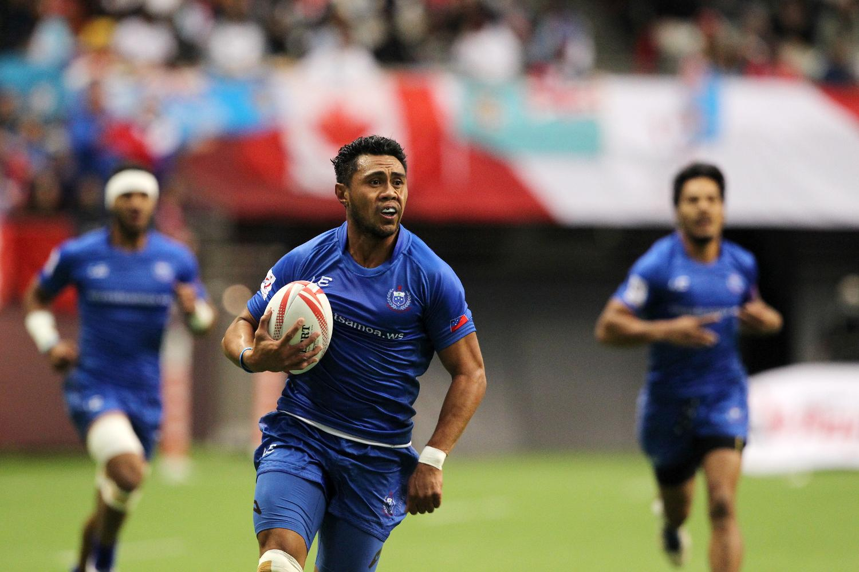 HSBC Canada Sevens - Samoa v France
