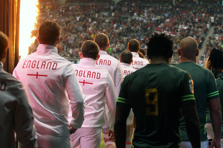 HSBC Canada Sevens - South Africa v England