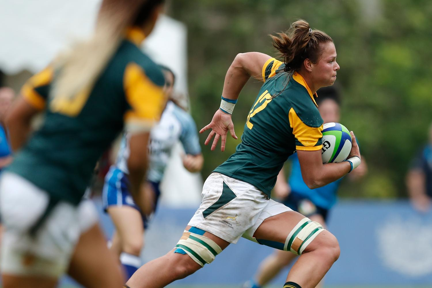 World Rugby Sevens Qualifier Hong Kong - Women's