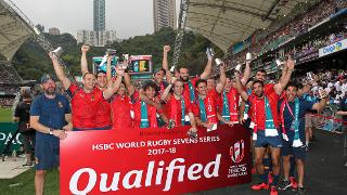 World Rugby Sevens Series Qualifier Hong Kong- Men's