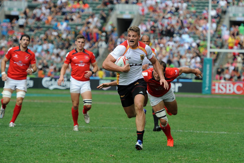 World Rugby Sevens Series Qualifier Hong Kong- Men's