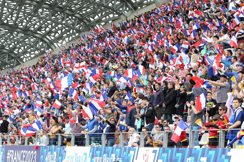 HSBC World Rugby Sevens Series 2016-17 Paris
