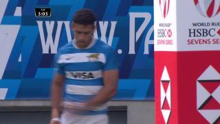Try, Franco Sabato, ARGENTINA v Australia