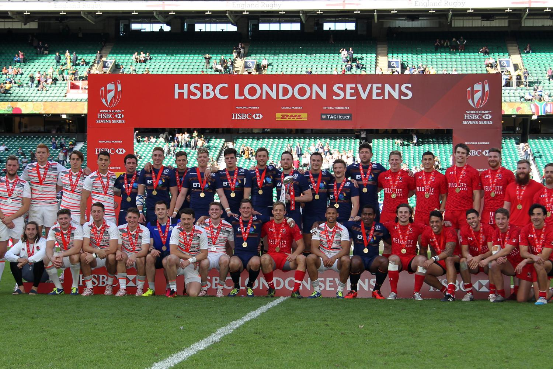 HSBC London Sevens 2017