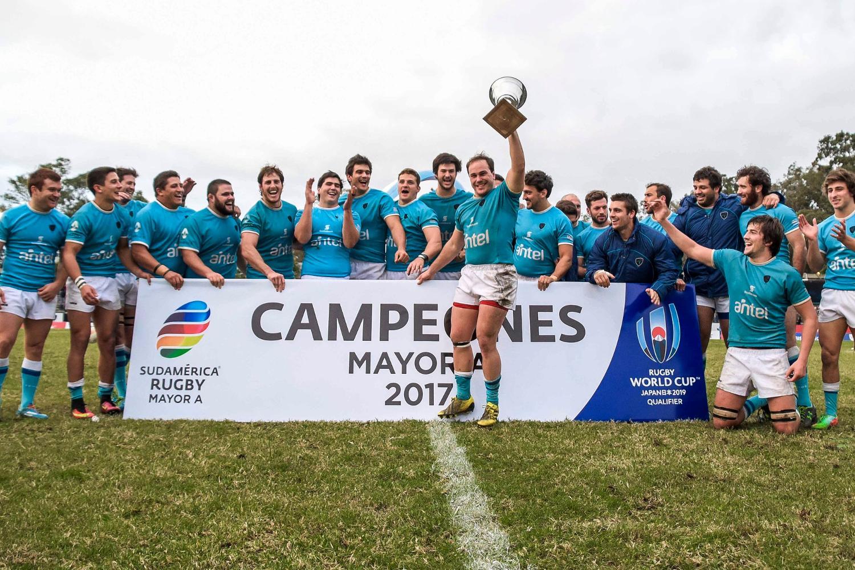 Uruguay win Sudamérica Rugby A Championship 2017