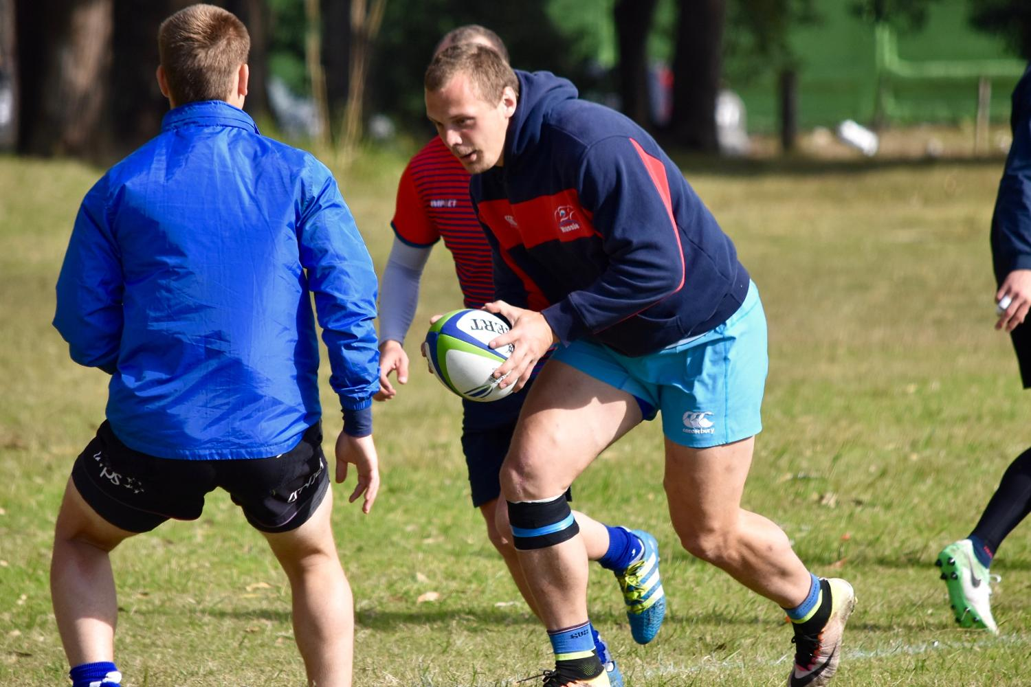 World Rugby Nations Cup 2017: Russia's Denis Simplikevich