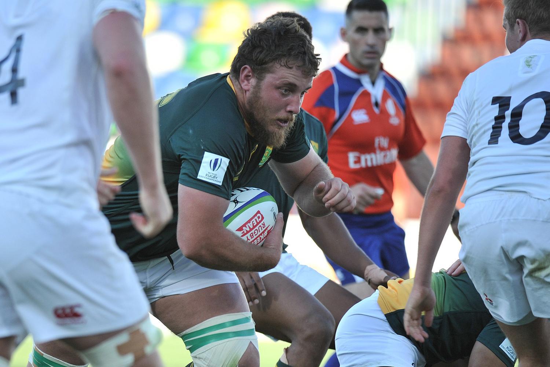 World Rugby U20 Championship 2017: England v South Africa