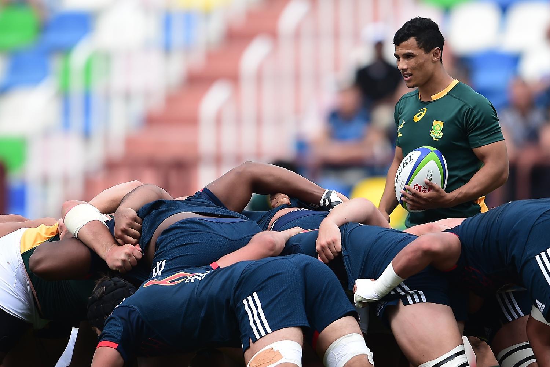 World Rugby U20 Championship 2017: South Africa v France