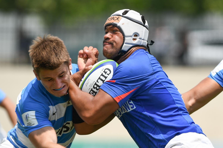 World Rugby U20 Championship 2017: Samoa v Argentina
