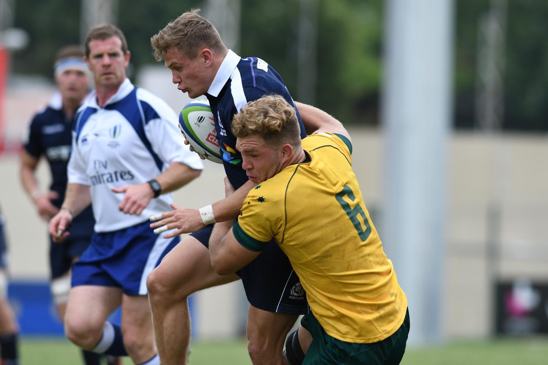 World Rugby U20 Championship 2017: Scotland v Australia