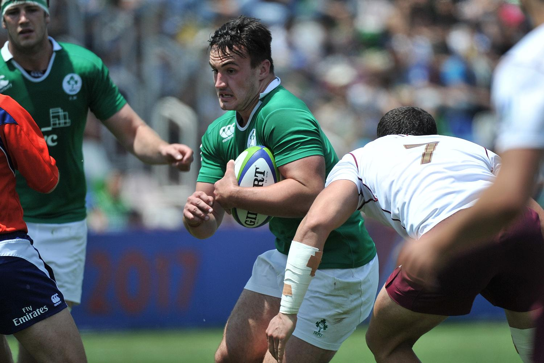 World Rugby U20 Championship 2017: Ireland v Georgia