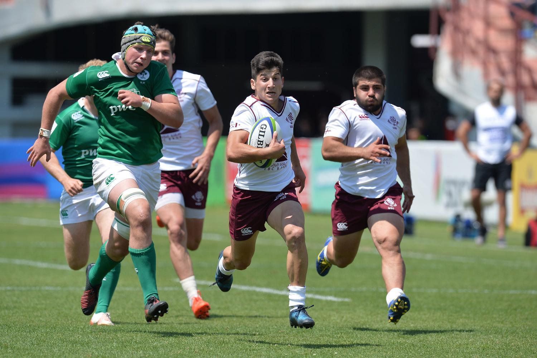 World Rugby U20 Championship: Ireland v Georgia