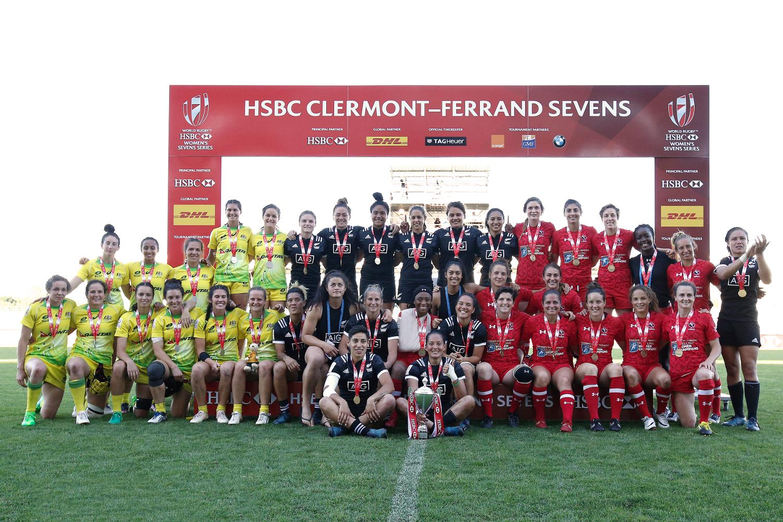 HSBC Sevens Series Clermont Ferrand - Women's
